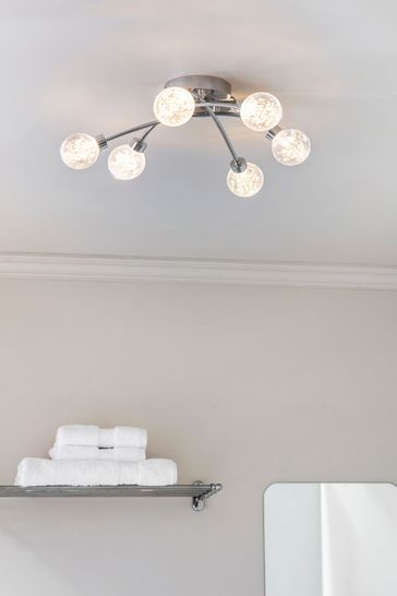 Verma 6 Light Ceiling Light by Gallery Direct