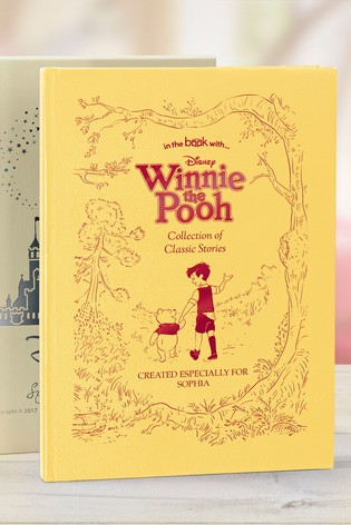 Personalised Winnie the Pooh Collection of Classic Stories by Signature Book Publishing