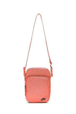 Nike Pink Heritage Small Item Bag