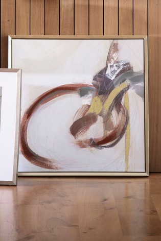 Shibu Abstract Canvas by Gallery Direct