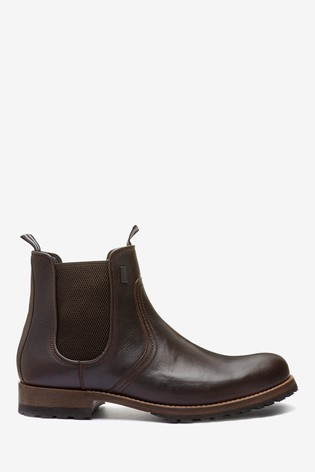 Barbour® International Fargo Chelsea Boots
