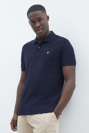 Lyle & Scott Organic Classic Polo Shirt