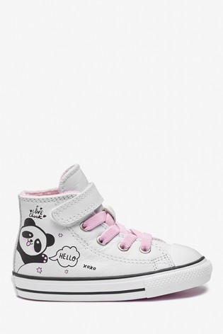 Converse Infant Chuck Taylor All Star High Trainers