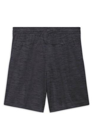 Nike Black Knit Shorts