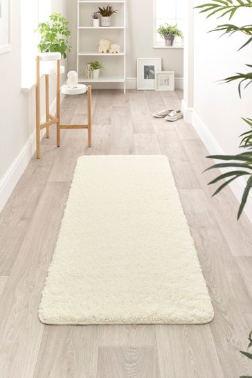 My Rug Ivory Washable And Stain Resistant And So Soft Textured Rug