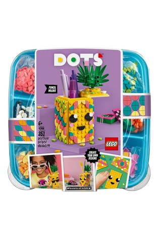 LEGO® DOTS Pineapple Pencil Holder