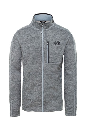 The North Face® Canyonlands Black Full Zip Top