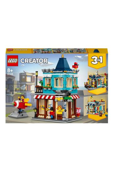 LEGO® Creator 3-In-1 Townhouse Toy Store 31105