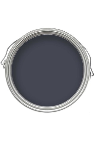 Chalky Emulsion Lido Blue Paint by Craig & Rose