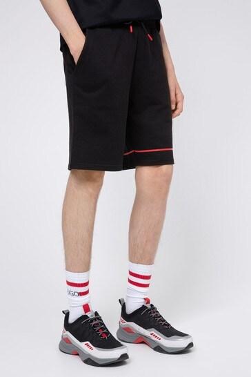 HUGO Black Dusol Shorts