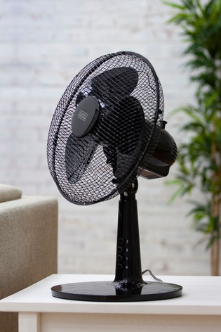 12 Inch Desk Fan by Black & Decker