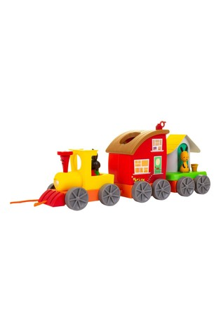 Bings Lights and Sounds Train with Mini Playsets