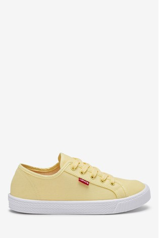 Canvas Malibu Trainers from the Next UK
