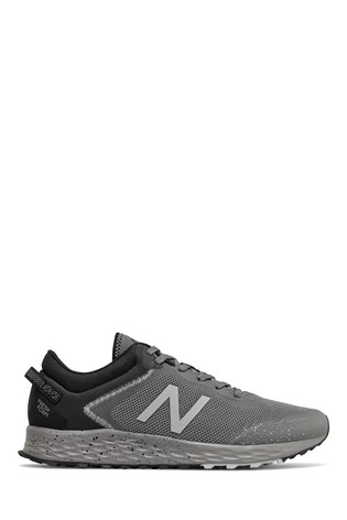 New Balance Grey Trail Trainers