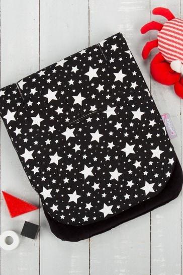 Cuddleco Stars Memory Foam Pushchair Liner
