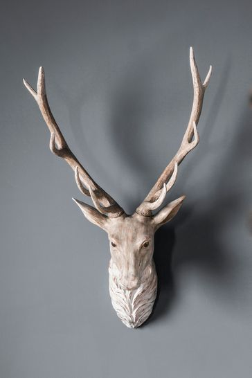 Archie Stag Head by Gallery Direct