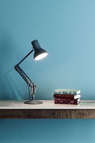 Anglepoise 75 Slate Grey Mini Desk Lamp