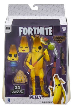 Fortnite 6 Inch Legendary Series Peely