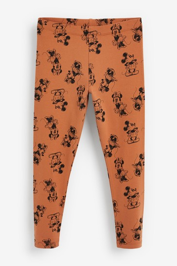 Mickey And Minnie Mouse Leggings (3-16yrs)