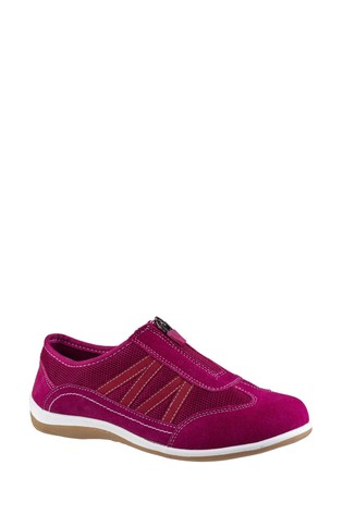 Fleet & Foster Pink Mombassa Comfort Shoes