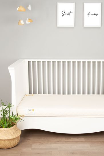 Mother&Baby Organic Chemical Free CotBed Mattress