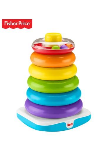 Fisher-Price Giant Rock-A-Stack Toy