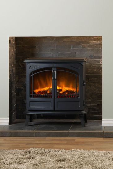 Cassia Electric Optiflame Stove By Dimplex