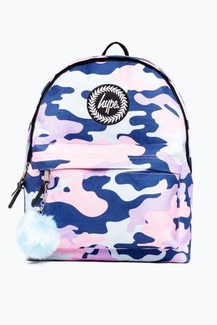 Hype. Evie Camo Backpack