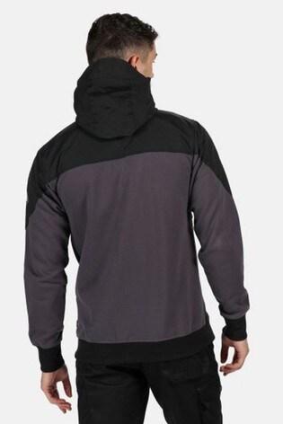 Regatta Black Onslaught Full Zip Hoody