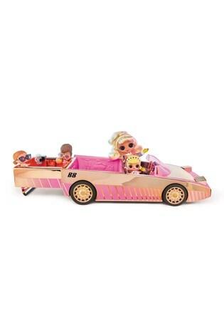 L.O.L. Surprise! Car Pool Coupé With Doll