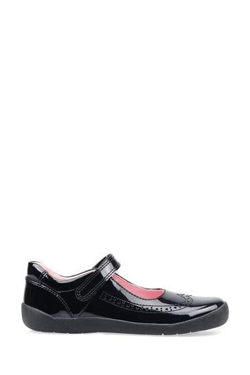 Start-Rite Spirit Black Patent Leather Shoes