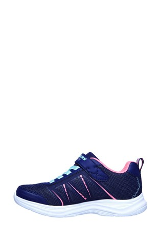 Skechers® Blue Glimmer Kicks Shimmy Brights Trainers