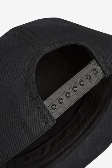 Black Marvel® Cap (3-13yrs)