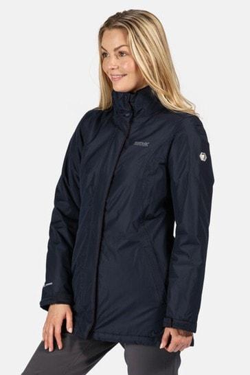 Regatta Blue Blanchet II Waterproof Jacket