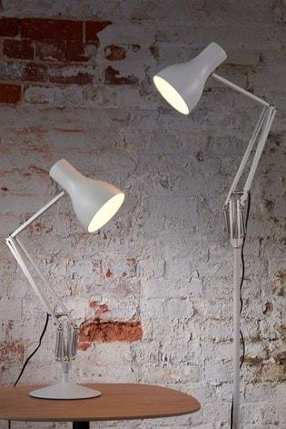 Anglepoise 75 Alpine White Floor Lamp