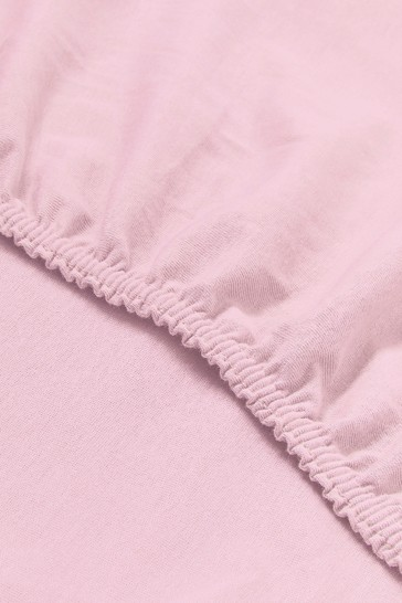 Silentnight Safe Nights Cot Fitted Sheet