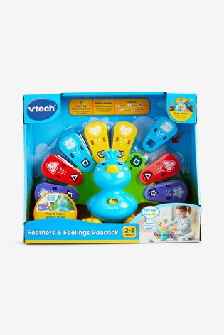 VTech Feathers & Feelings Peacock 525803