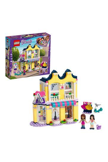LEGO 41427 Friends Emma's Fashion Shop Accessories Store Set