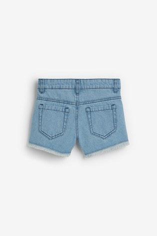 Benetton Denim Shorts
