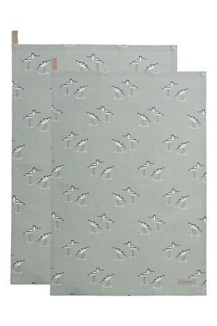 Sophie Allport Coastal Birds Tea Towel