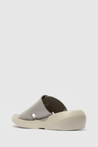 Fly London Mule Sandals