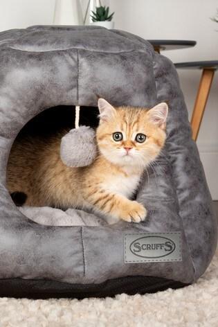 Knightsbridge Cat Bed by Scruffs®