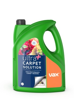 Vax Ultra 4L Carpet Washer Solution
