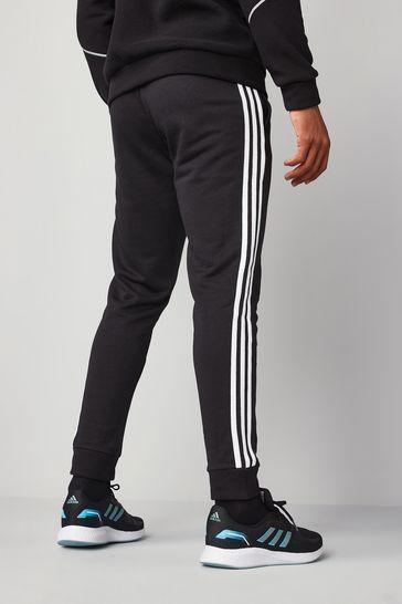 adidas Essential 3 Stripe Joggers