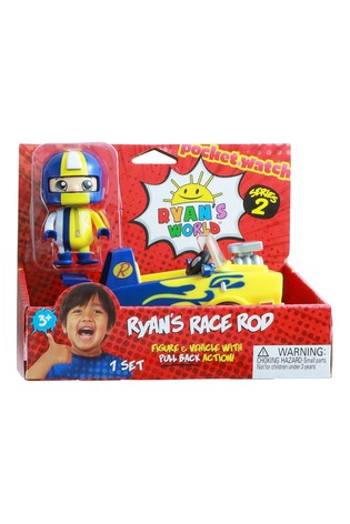 Ryans World Figure Vehicle Series 4