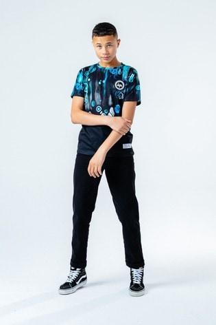 Hype. Water Paint T-Shirt