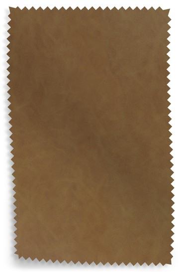 Vintaged Faux Leather Upholstery Fabric Sample