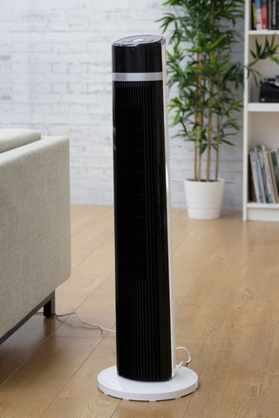 40 Inch Tall Digital Tower Fan by Black & Decker
