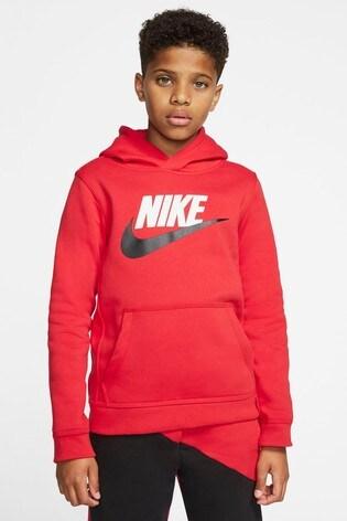Nike HBR Club Fleece Overhead Hoodie