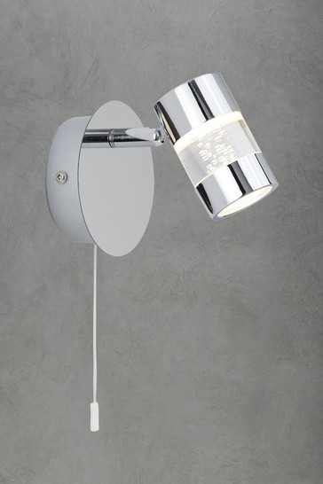 Searchlight Metal Soda Effect Single Spotlight
